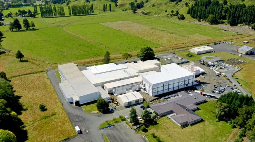 King Country Pet Food Plant New Zealand